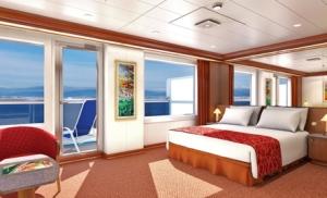 CarnivalGrand Suite